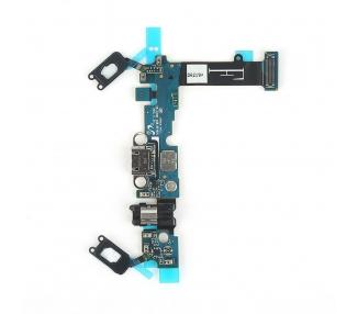 Taśma Micro USB do ładowania przycisków mikrofonu Samsung A5 2016 A510F