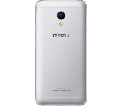 "Meizu M5s M5 SM 5 5.2 Octa-Core 1.3 GHz 16GB 3GB Zilver Wit "" Meizu - 4"