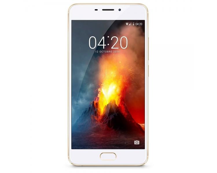 """Meizu M5 Note 5.5 Ośmiordzeniowy 16 GB 3 GB RAM Złoty Biały """""""