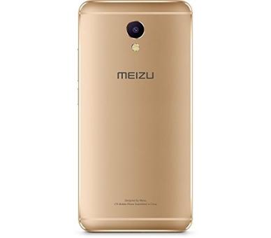 """Meizu M5 Note 5.5 Octa-Core 16GB 3GB RAM Goud Wit """" Meizu - 3"""