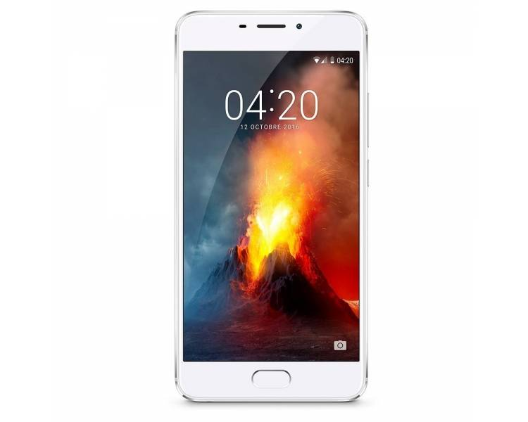 "Meizu M5 Note 5.5 Octa-Core A53 1.8 GHz 16GB 3GB Zilver Wit "" Meizu - 1"