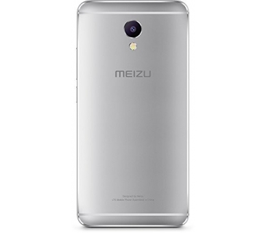 "Meizu M5 Note 5.5 Octa-Core A53 1.8 GHz 16GB 3GB Zilver Wit "" Meizu - 3"