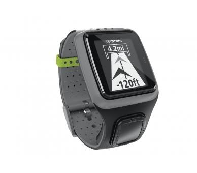 TomTom Runner - Reloj con GPS para correr, color Gris, Talla única  - 2