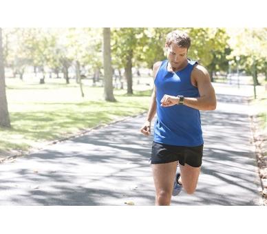 TomTom Runner - Reloj con GPS para correr, color Gris, Talla única  - 3