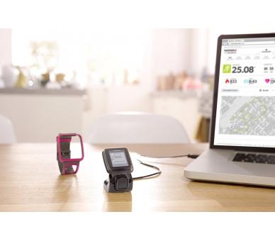 TomTom Runner - Reloj con GPS para correr, color Gris, Talla única  - 6