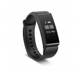 Huawei Talkband B2, bransoletka (ekran 0.73, Bluetooth), czarny