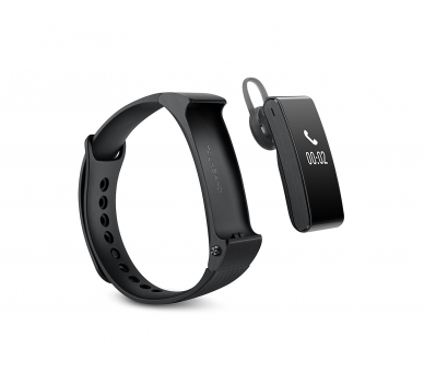 Huawei Talkband B2, armband (0,73 scherm, Bluetooth), zwart Huawei - 1