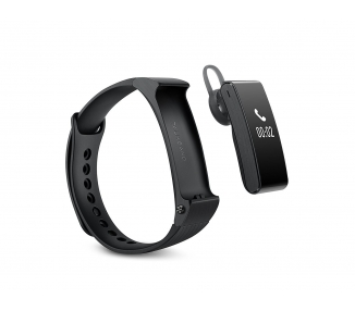 "Huawei Talkband B2 - Pulsera (pantalla 0.73"", Bluetooth), color negro"