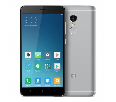 Xiaomi Redmi Note 4 | Grey | 16GB | Refurbished | Grade New Xiaomi - 2