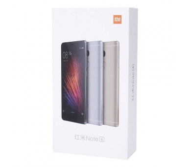 Xiaomi Redmi Note 4 | Grey | 16GB | Refurbished | Grade New Xiaomi - 5