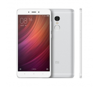 "Xiaomi Redmi Note 4 5,5"" 4G Android 6.0 Deca-Core 16GB Blanc Multilenguaje"