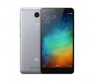 "Xiaomi Redmi Note 3 5.5"" FHD 2GB 32GB Multilenguaje Gris"