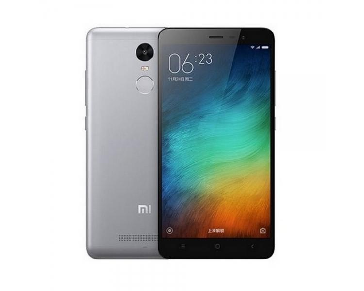 """Xiaomi Redmi Note 3 5.5 FHD 2GB 32GB Meertalig grijs """" Xiaomi - 1"""