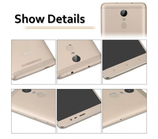 """Xiaomi Redmi Note 3 5.5 FHD 2GB 32GB wielojęzyczny złoty złoty """""""