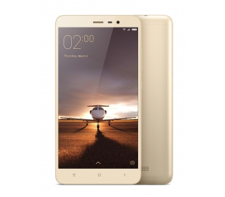 "Xiaomi Redmi Note 3 5.5"" FHD 2GB 32GB Multilenguaje Dorado Oro"