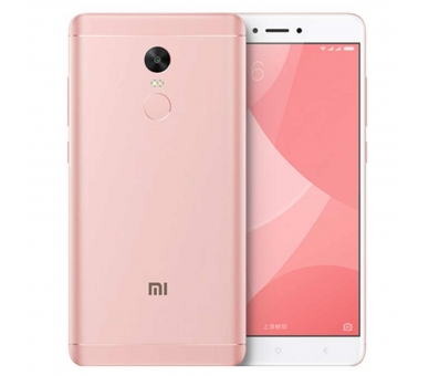 Xiaomi Redmi Note 4X | Rose | 16GB | Refurbished | Grade New Xiaomi - 1