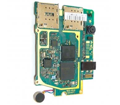 Moederbord voor BQ Aquaris E5 HD TFT5K0858FPC-A1 16GB 1GB RAM vrij  - 4