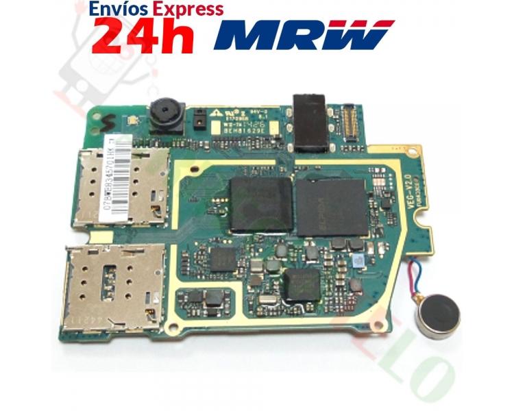 Moederbord voor BQ Aquaris E5 HD TFT5K0858FPC-A1 16GB 1GB RAM vrij  - 1