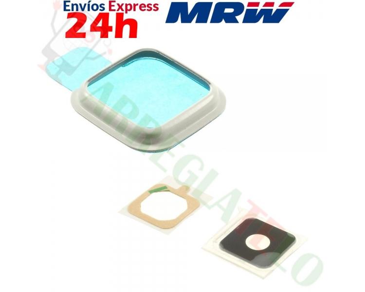 GLAZEN CAMERA LENS SAMSUNG GALAXY NOTE 4 EMBELLECEDOR SM-N910 N910 WIT LENS Samsung - 1