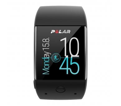 Polar M600 Smartwatch met GPS Zwarte hartslagmeter Polar - 1