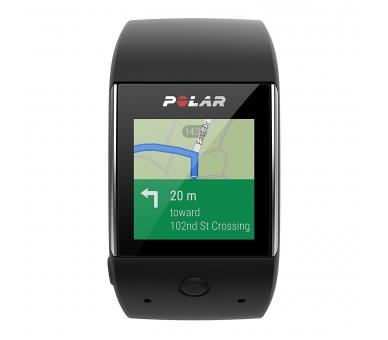 Polar M600 Smartwatch met GPS Zwarte hartslagmeter Polar - 2