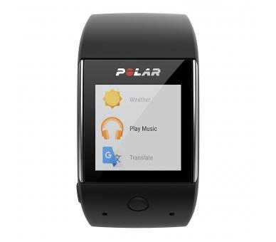Polar M600 Smartwatch met GPS Zwarte hartslagmeter Polar - 3