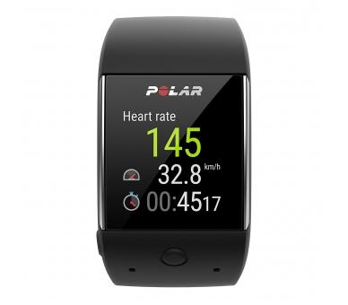 Polar M600 Smartwatch met GPS Zwarte hartslagmeter Polar - 4