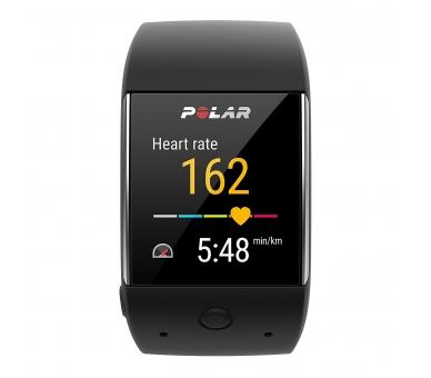Polar M600 Smartwatch met GPS Zwarte hartslagmeter Polar - 5