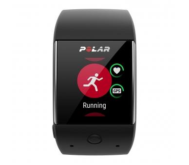 Polar M600 Smartwatch met GPS Zwarte hartslagmeter Polar - 6