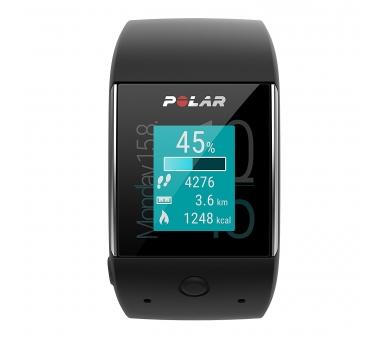 Polar M600 Smartwatch met GPS Zwarte hartslagmeter Polar - 7
