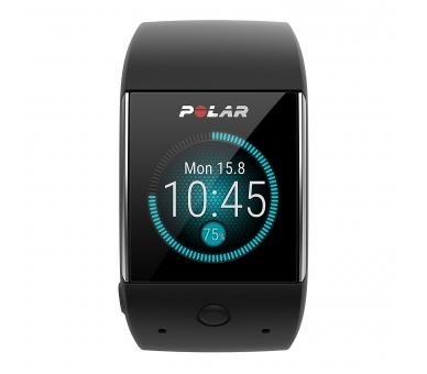 Polar M600 Smartwatch met GPS Zwarte hartslagmeter Polar - 8