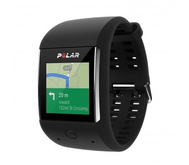 Polar M600 Smartwatch met GPS Zwarte hartslagmeter Polar - 9