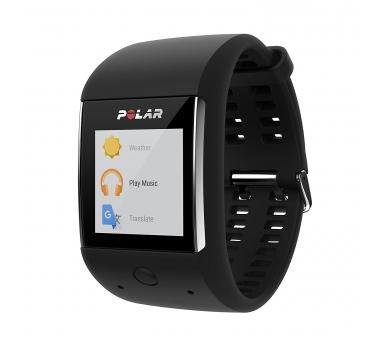 Polar M600 Smartwatch met GPS Zwarte hartslagmeter Polar - 10