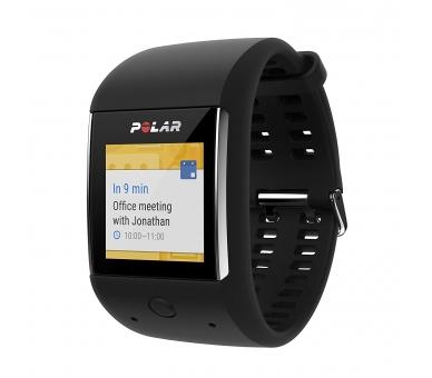 Polar M600 Smartwatch met GPS Zwarte hartslagmeter Polar - 11