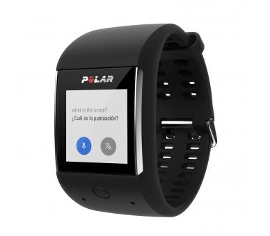 Polar M600 Smartwatch met GPS Zwarte hartslagmeter Polar - 12