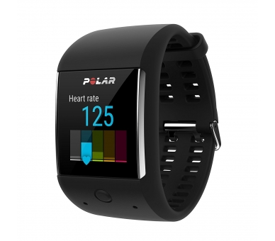 Polar M600 Smartwatch met GPS Zwarte hartslagmeter Polar - 13