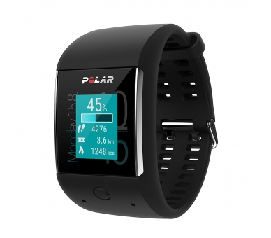 Polar M600 Smartwatch met GPS Zwarte hartslagmeter Polar - 17