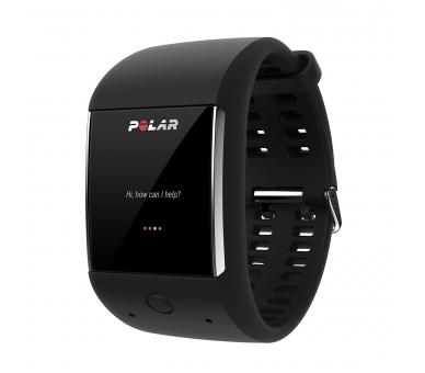 Polar M600 Smartwatch met GPS Zwarte hartslagmeter Polar - 18