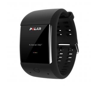 Polar M600 Smartwatch z czarnym pulsometrem GPS