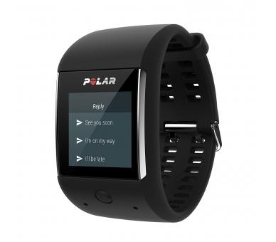 Polar M600 Smartwatch met GPS Zwarte hartslagmeter Polar - 21