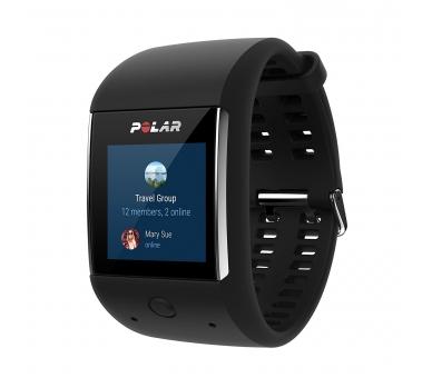 Polar M600 Smartwatch met GPS Zwarte hartslagmeter Polar - 22