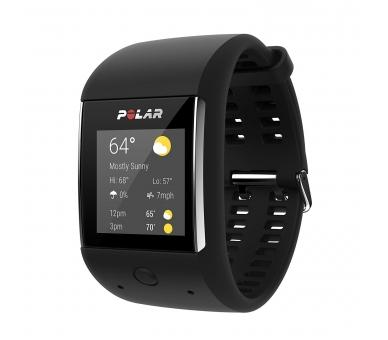 Polar M600 Smartwatch met GPS Zwarte hartslagmeter Polar - 23