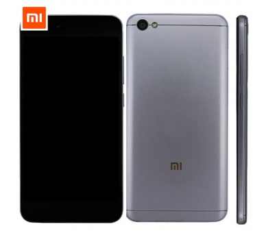 Xiaomi Redmi Note 5A 16GB 2GB RAM Zwart / GRIJS ENGELS ROM Xiaomi - 1
