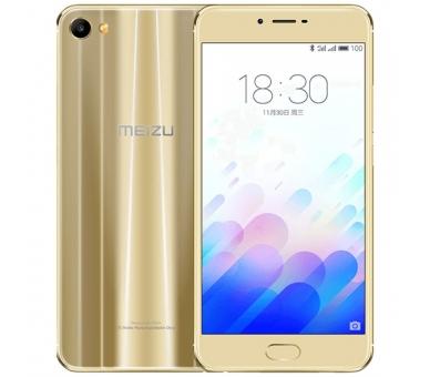 Meizu M3X   Gold   32GB   Refurbished   Grade New Meizu - 1