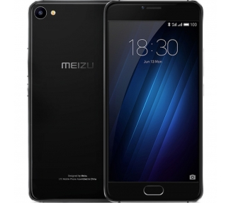 Meizu U10 Negro 2GB RAM 16GB ROM. MEDIATEK MT6750. ROM GLOBAL! Meizu - 1
