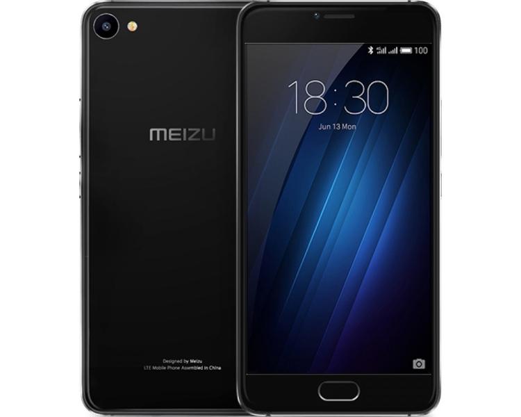 Meizu U10 Zwart 2GB RAM 16GB ROM. MEDIATEK MT6750. GLOBALE ROM! Meizu - 1