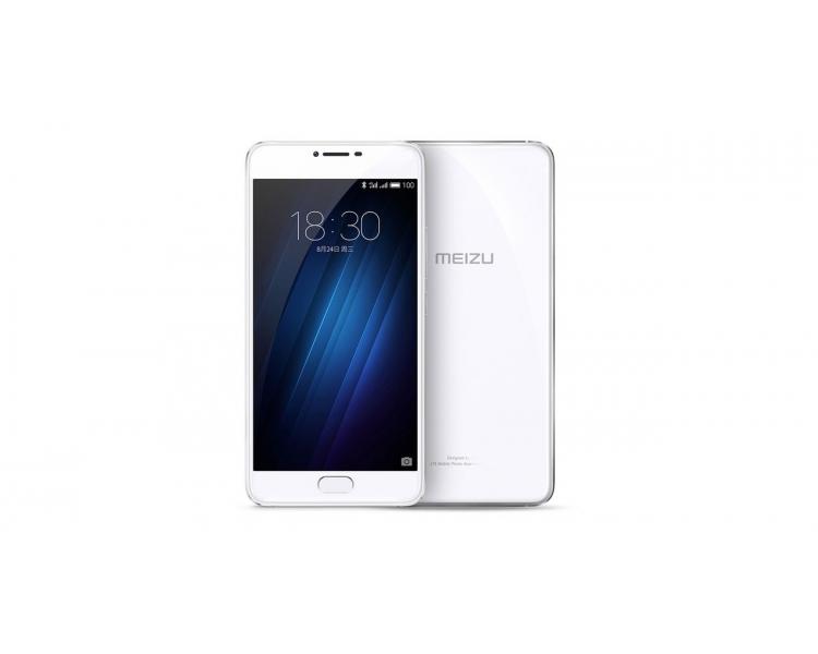 Meizu U20 Wit 2GB RAM 16GB ROM MEDIATEK HELIO P10. GLOBALE ROM! Meizu - 2