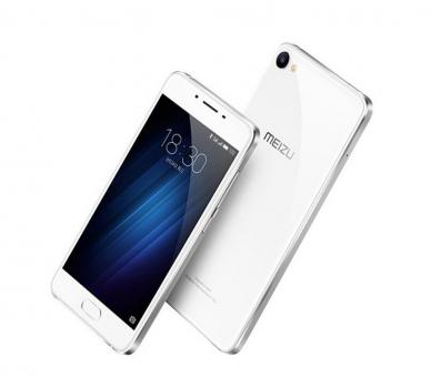 Meizu U20 Wit 2GB RAM 16GB ROM MEDIATEK HELIO P10. GLOBALE ROM! Meizu - 3