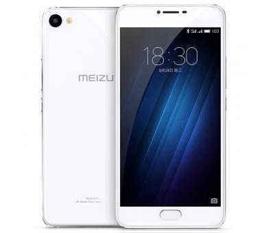 Meizu U20 Wit 2GB RAM 16GB ROM MEDIATEK HELIO P10. GLOBALE ROM! Meizu - 1