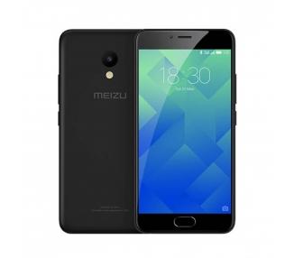 "Meizu M5 - 4G 5.2"" 3GB RAM 32GB ROM 13 MP Negro"
